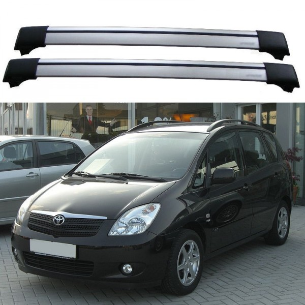 toyota verso 2009 roof rack cosmecol. Black Bedroom Furniture Sets. Home Design Ideas